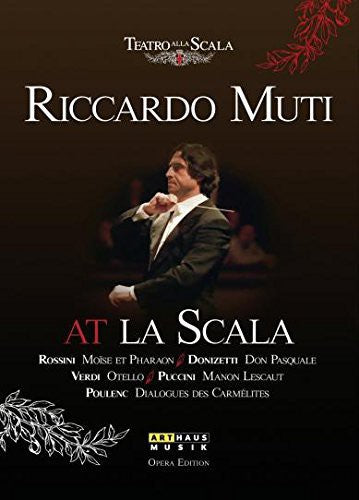 Muti / Furlanetto: Riccardo Muti at la Scala