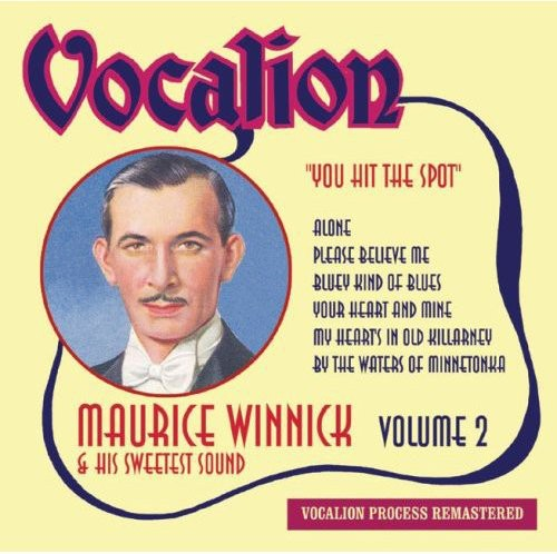 Maurice Winnick: You Hit the Spot