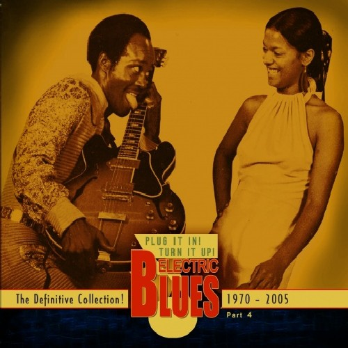 Various Artists: Electric Blues 1970-05 (English) 4 / Various