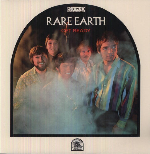 Rare Earth: Get Ready