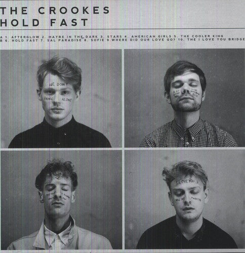 The Crookes: Hold Fast