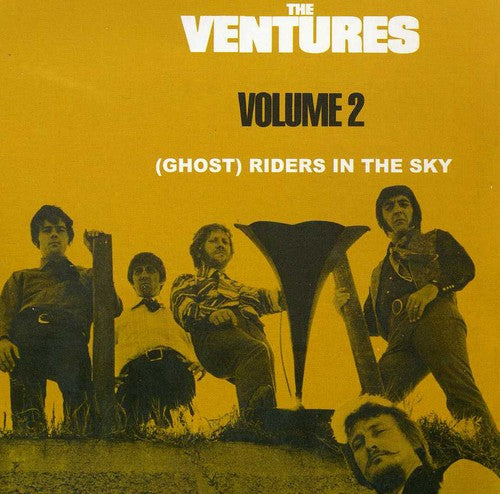 The Ventures: Vol. 2-(Ghost) Riders in the Sky