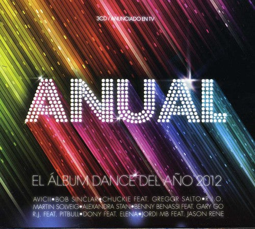 Various Artists: Anual 2012