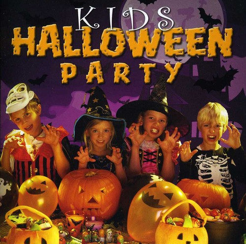 Various Artists: Kids Halloween Party
