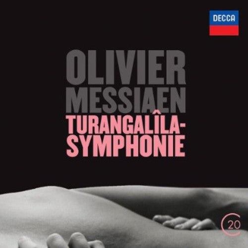 Double Edge: 20C: Messiaen: Turangalila-Symphonie