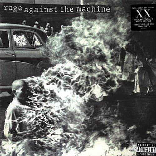 Rage Against the Machine: Rage Against The Machine XX [20th Anniversary]