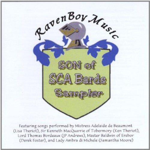 Raven Boy Music- Son of Sca Bards Sampler / Variou: Raven Boy Music- Son of Sca Bards Sampler / Various