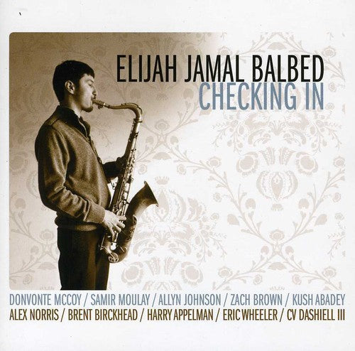 Elijah Jamal Balbed: Checking in