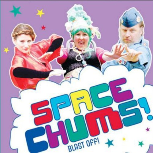 Space Chums: Blast Off