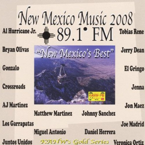 Various Artists: New Mexico Music 2008 / Various