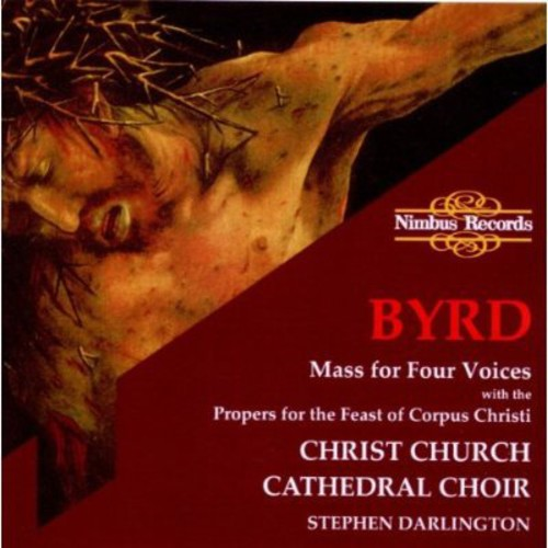 Byrd / Darlington: Mass for Four Voices