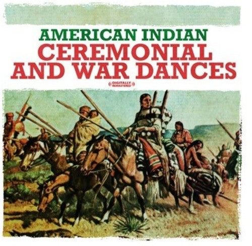 Various Artists: American Indian Ceremonial and War Dances
