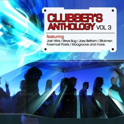Various Artists: Clubber's Anthology Vol. 3 / Various