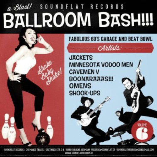 Soundflat Records Ball Bash! 6: Soundflat Records Ball Bash! 6