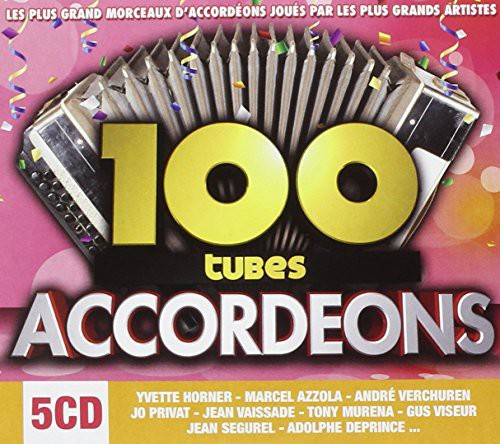Various Artists: 100 Tubes Accordeons