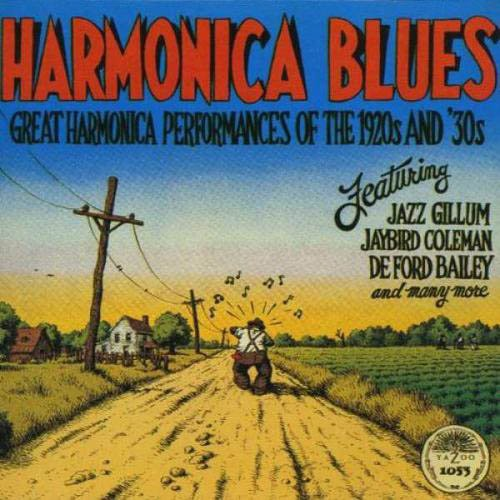 Various Artists: Great Harmonica Performances of the 1920's & 30's