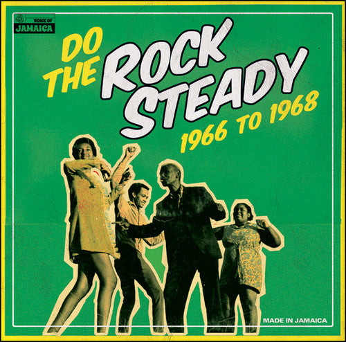 Various Artists: Do the Rock Steady 1966-68 / Various