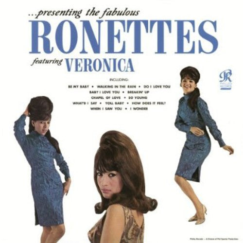 The Ronettes: Presenting the Fabulous Ronettes