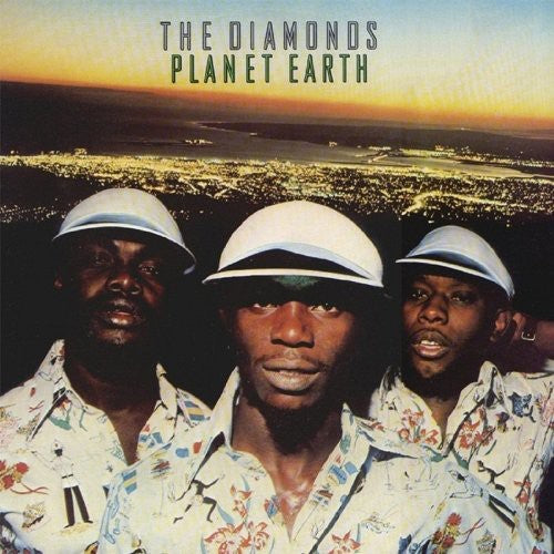 The Mighty Diamonds: Planet Earth / Planet Mars Dub