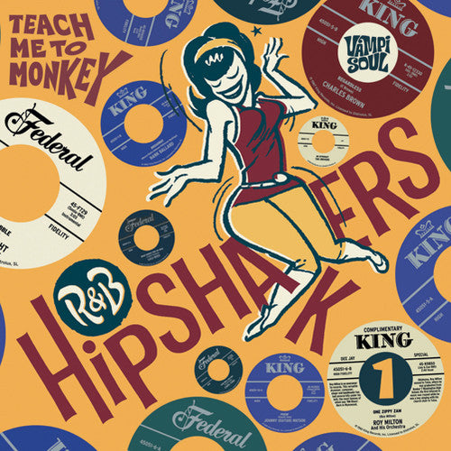 Various Artists: R&B Hipshakers Vol. 1: Teach Me to Monkey