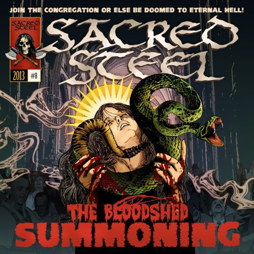 Sacred Steel: Bloodshed Summoning