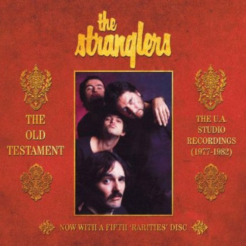 The Stranglers: Old Testament: Ua Studio Recordings 1977 - 1982