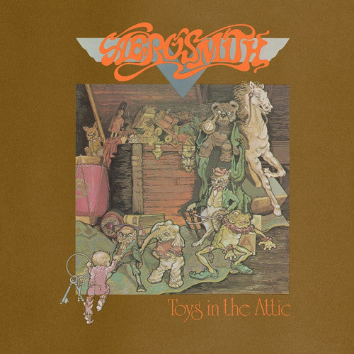 Aerosmith: Toys in the Attic