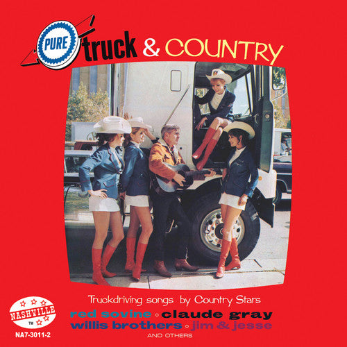 Various Artists: Pure Truck and Country