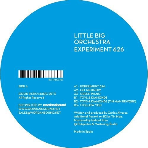 Little Big Orchestra: Experiment 626