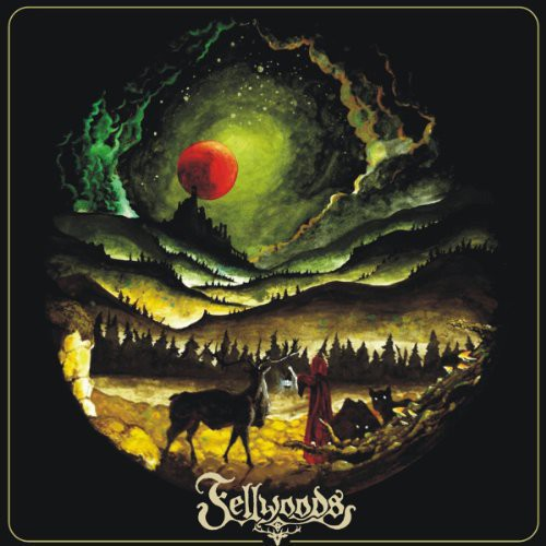 Fellwoods: Wulfram (Red Vinyl)