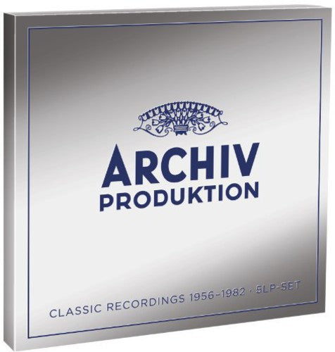 Archiv Produktion: Classical Recordings 1956-1982: Archiv Produktion: Classical Recordings 1956-1982