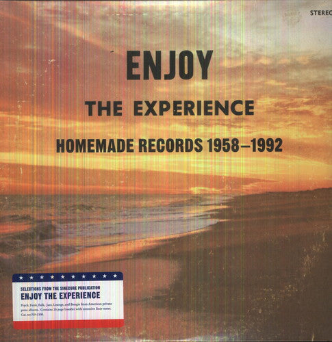 Various Artists: Enjoy The Experience