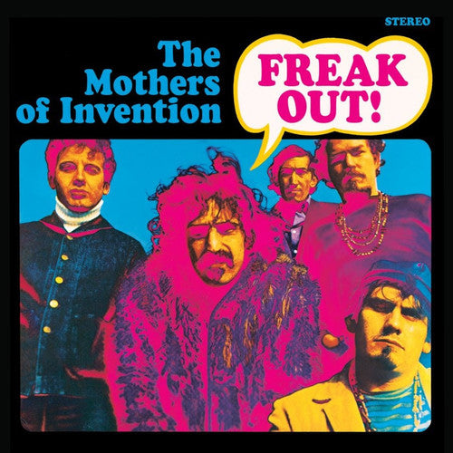 Frank Zappa: Freak Out
