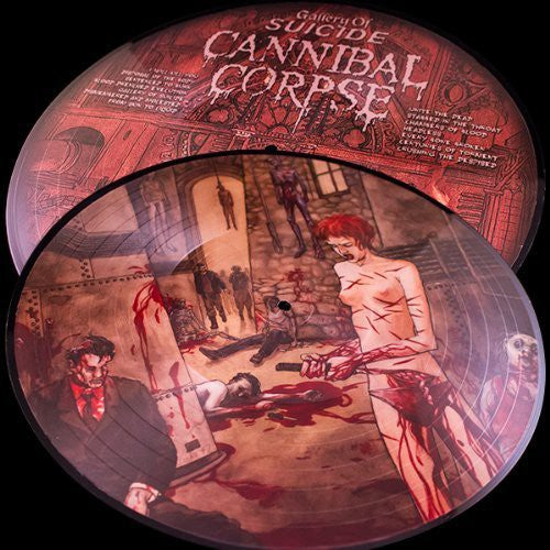 Cannibal Corpse: Gallery Of Suicide [25Th Anniversary]