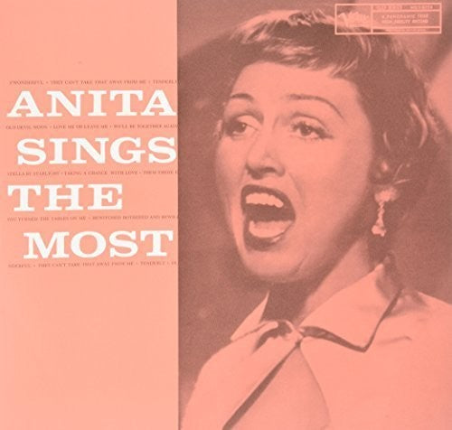Anita O'Day: Anita Sings the Most
