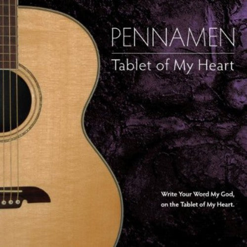 Steven Childs Pennamen: Tablet of My Heart