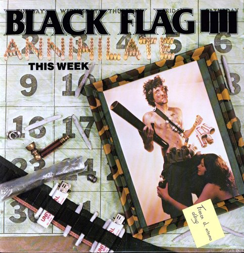 Black Flag: Annihilate This Week
