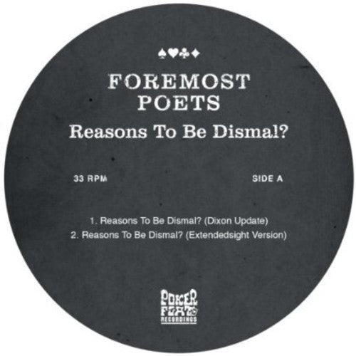 Foremost Poets: Reasons to Be Dismal?