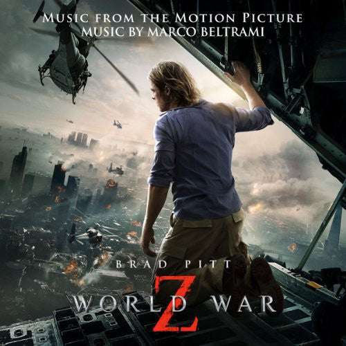 Various Artists: World War Z (Music From the Motion Picture)