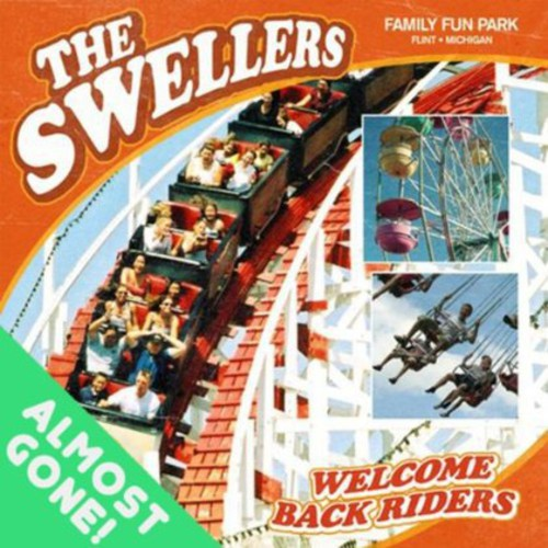 The Swellers: Welcome Back Riders
