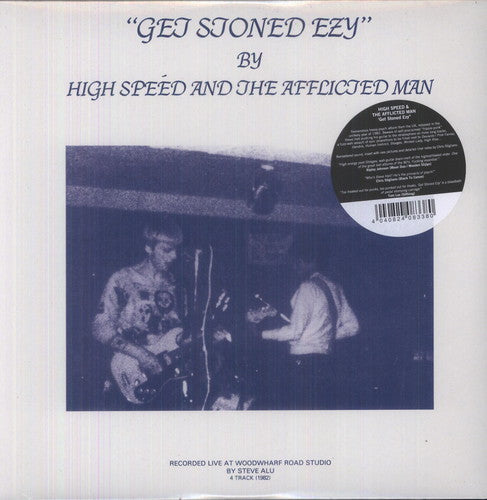 High Speed & the Afflicted Man: Get Stoned Ezy