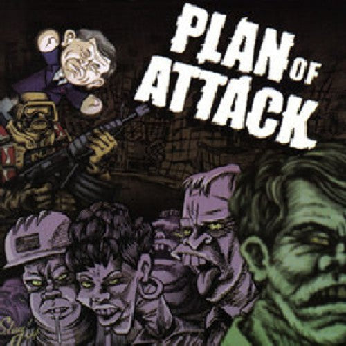 Plan of Attack: Thew Working Dead
