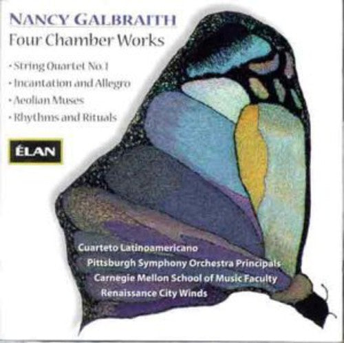 N. Galbraith: Four Chamber Works