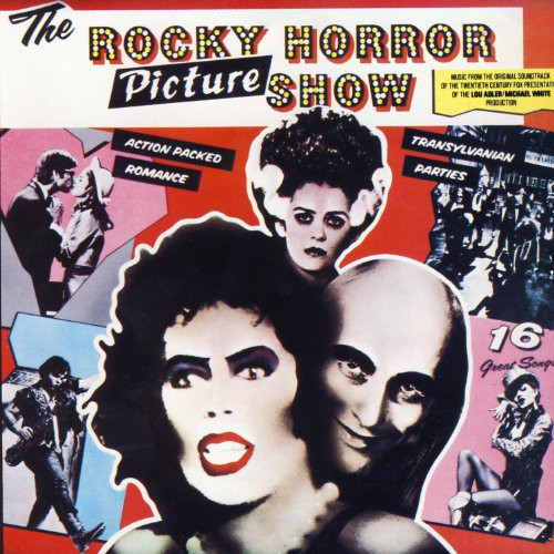 Various Artists: The Rocky Horror Picture Show (Original Motion Picture Soundtrack)