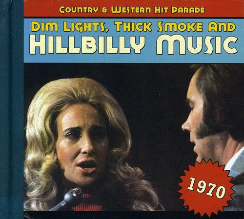 Various Artists: Country & Western Hit Parade 1970