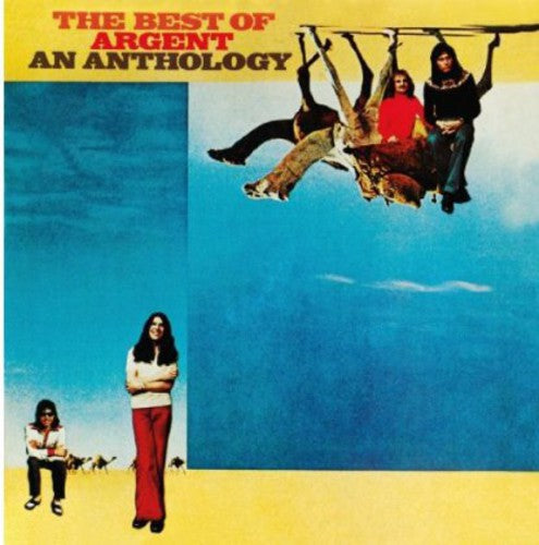 Rod Argent: Anthology