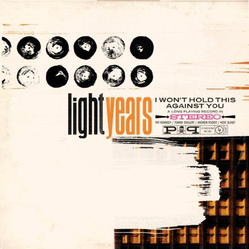 Light Years: Won't Hold This Against You