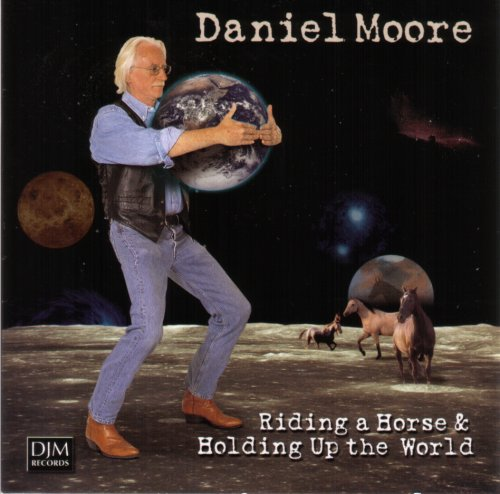 Daniel Moore: Riding a Horse & Holding Up the World