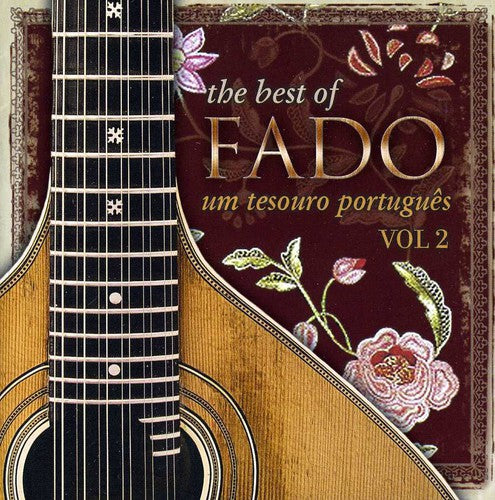 Various Artists: Best of Fado: Um Tesouro 2 / Various