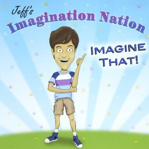 Jeff Forrest: Jeffs Imagination Nation